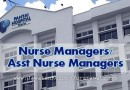 Nurse Managers Asst Nurse Managers at Pantai Hospital Cheras