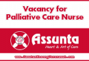 Vacancy for Palliative Care Nurse at Assunta Hospital Petaling Jaya
