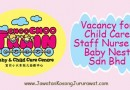 Staff Nurse Vacancy