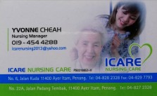 staff nurse vacancy at icare nursing care