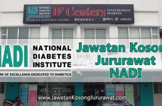 jawatan kosong jururawat national diabetes institute nadi