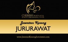 jawatan kosong jururawat di cherish postnatal retreat and breastfeeding center confinement care